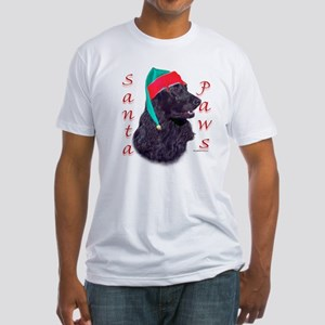 English Cocker Paws Fitted T-Shirt