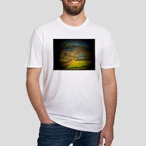 Shenandoah Barn Fitted T-Shirt
