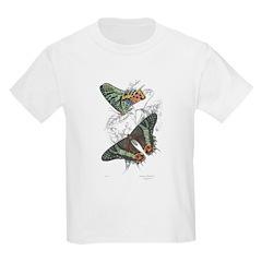 Madagascar Butterflies Kids T-Shirt