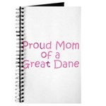 Proud Mom of a Great Dane Journal