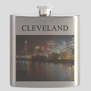 cleveland ohio Flask