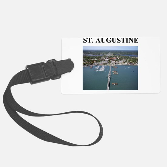 st augustine florida gifts Luggage Tag