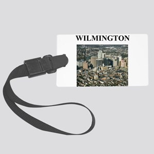 wilmington delaware gifts Large Luggage Tag
