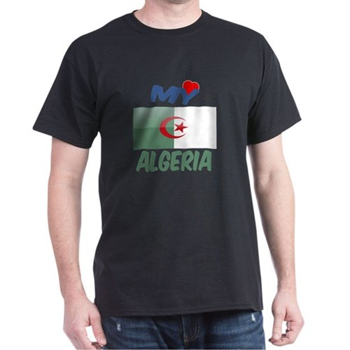 My Love Algeria T-Shirt