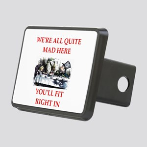 madness Rectangular Hitch Cover