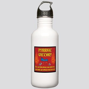 Pyrrhic Victory Stainless Water Bottle 1.0L