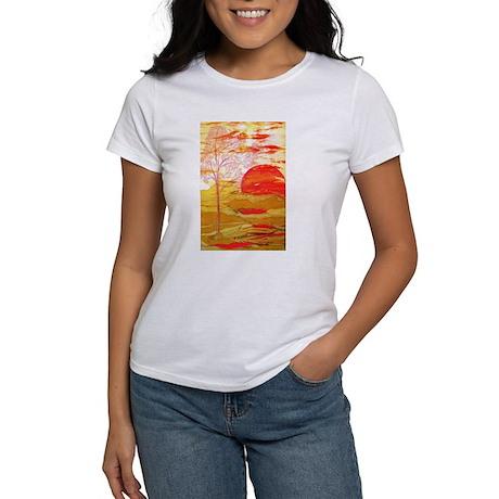 Autumn Afternoon Women's T-Shirt