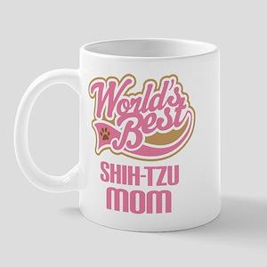 Shih-Tzu Mom Mug