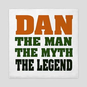 Dan The Legend Queen Duvet