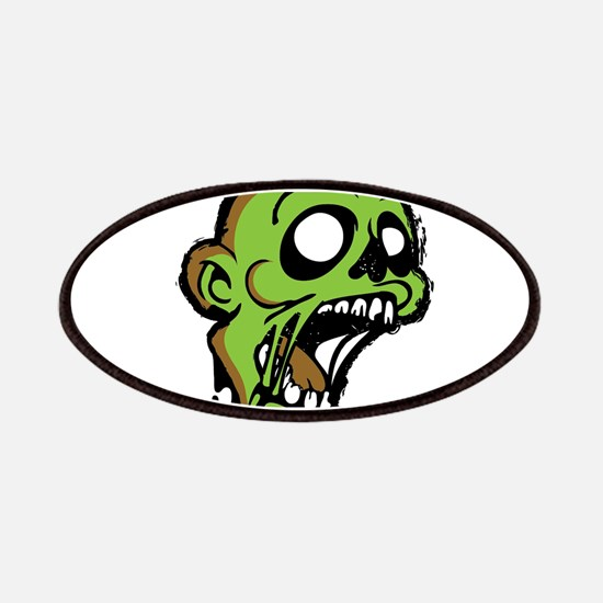 Zombie Head Patches