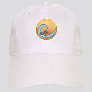 Huntington Beach Sunset Crest Cap