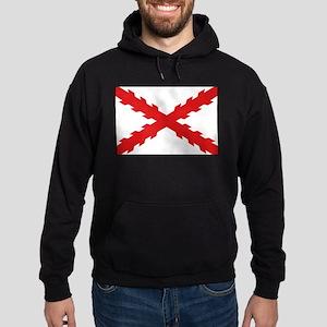 Spain - Cross of Burgundy - 1506-1701 Sweatshirt