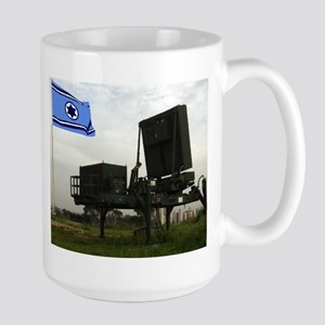 Pillars of Defense! Large Mug