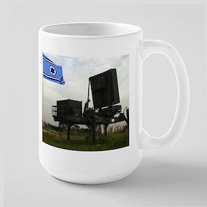 Pillars of Defense! Large Mug