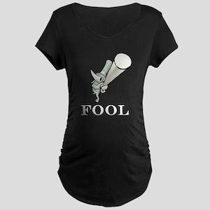 Excalibur2 Maternity Dark T-Shirt