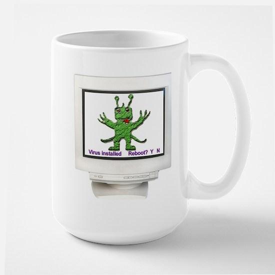 Vinnie Virus Large Mug