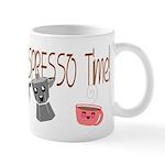 Espresso Time - Cute and Caffeinated. Mug