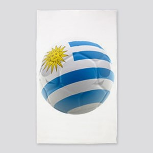Uruguay World Cup Ball 3'x5' Area Rug