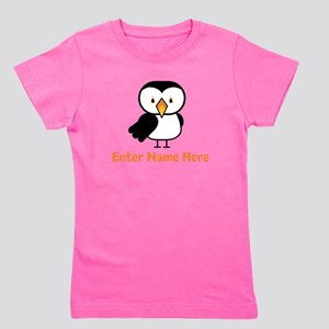 Personalized Puffin T-Shirt