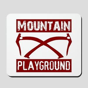 Mountain Playground Mousepad