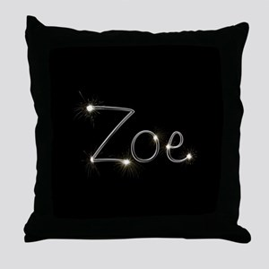 Zoe Spark Throw Pillow