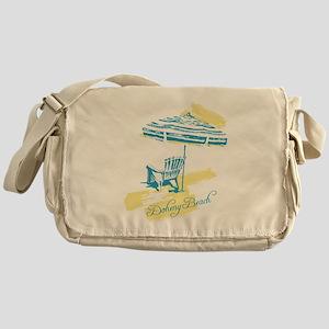 Doheny State Serenity Print Messenger Bag