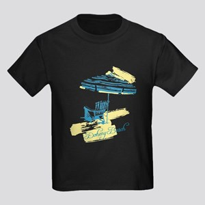 Doheny State Serenity Print Kids Dark T-Shirt