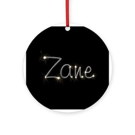Zane Spark Ornament (Round)