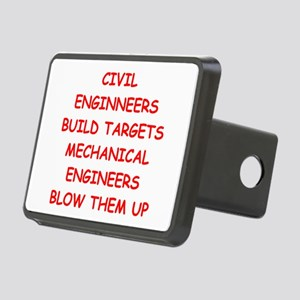 CIVIL Rectangular Hitch Cover
