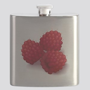 Raspberries Flask