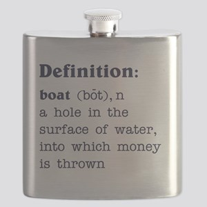 Boat Definition Flask