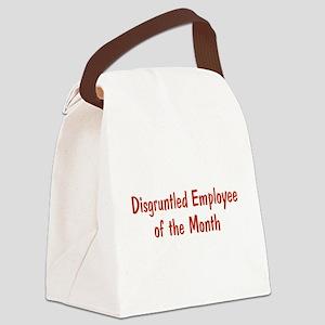 Disgruntled Employee Canvas Lunch Bag