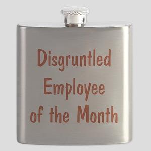 Disgruntled Employee Flask
