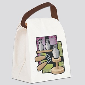 Potter Canvas Lunch Bag