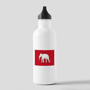 Thailand - National Flag - 1855-1916 Water Bottle