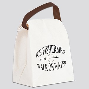 Walk on water Canvas Lunch Bag