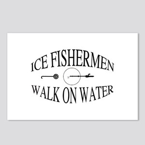 Walk on water Postcards (Package of 8)