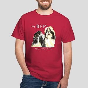Shih Tzu BFF Dark T-Shirt