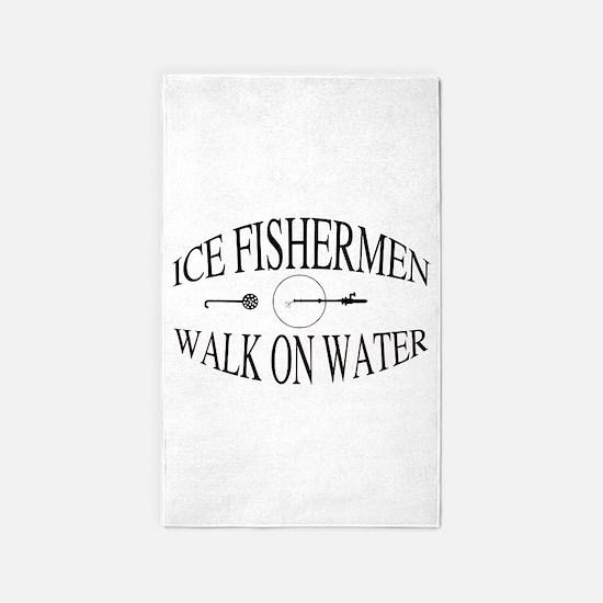 Walk on water 3'x5' Area Rug