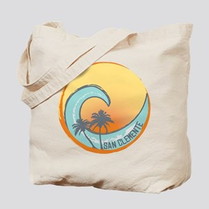 San Clemente Sunset Crest Tote Bag