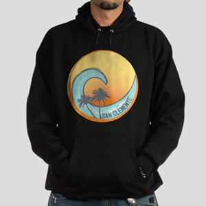 San Clemente Sunset Crest Hoodie (dark)