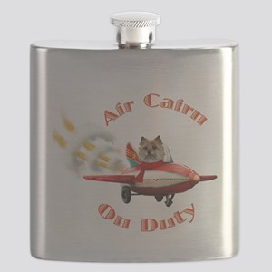 Air Cairn Terrier Flask