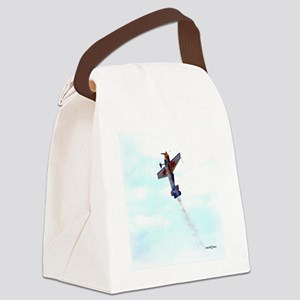 He Has Risen (signed) Canvas Lunch Bag