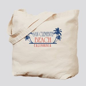 San Clemente Regal Tote Bag