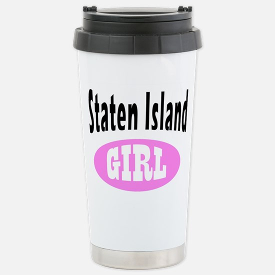 Staten island gifts merchandise staten island gift ideas stainless steel travel mug negle Image collections