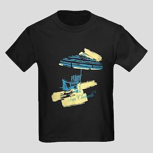 Serenity San Clemente Kids Dark T-Shirt