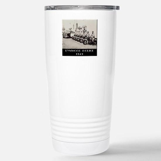 Lynwood Police 1949 Stainless Steel Travel Mug