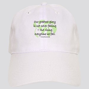 OUR GREATEST GLORY Cap