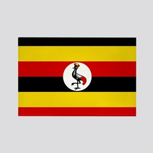 Uganda - National Flag - Current Magnets