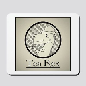 Tea Rex Mousepad